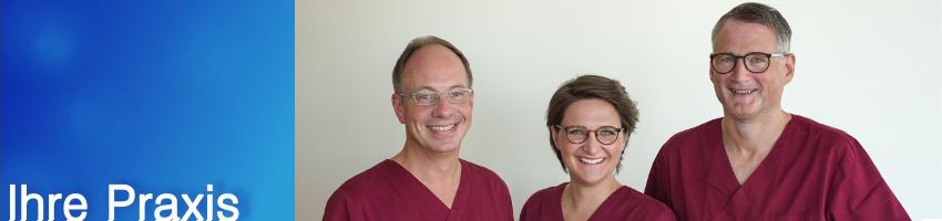 Über unsere Praxis, unser Ärzte-Team